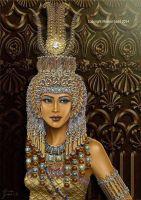 Египтяночка