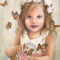 Бабочки из банки