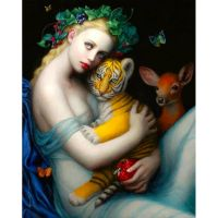 Гея.Картина художника Чие Есии