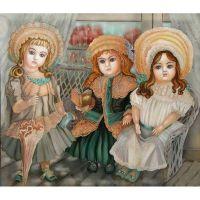 Куклы. Надежда Соколова
