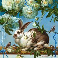 Кролик. Яна Мовчан