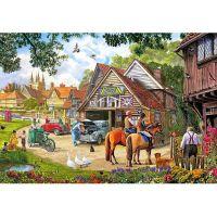 Жизнь в поселке