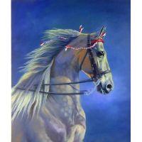 Ряженая лошадь