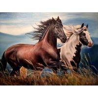 Два коня во ржи