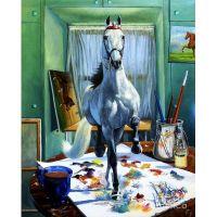 Оживший конь