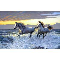 Кони и волны