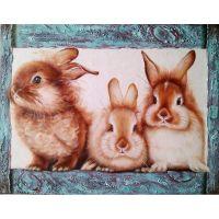 Три зайчонка 2