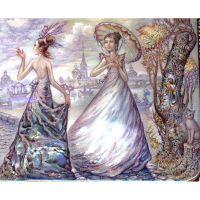 Две дамы на набережной