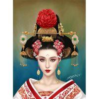 Китайские и японские  красавицы