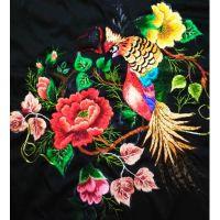Композиция Цветы и птицы 2
