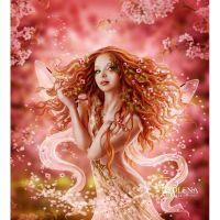 Рыжеволосая фея