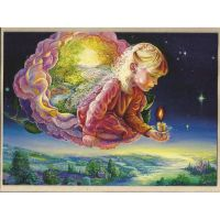 Жозефина Уолл. Розовая фея.