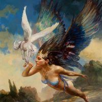 Борис Вальехо, Сказочные Существа