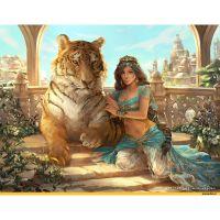 Принцесса и тигр