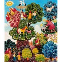 Волшебные миры от художника Ласло Кодай 2