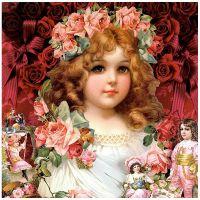 Ретро-цветочное очарование от Синтии Харт