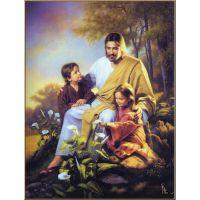Христос и дети 2