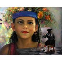 Девочка с жемчужной сережкой