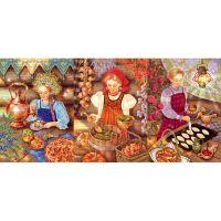К празднику готовы. Иллюстрации Татьяны Сытой