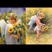 Дети- ангелочки
