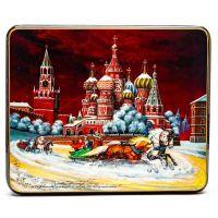 Красная площадь и Кремль во всей красе.
