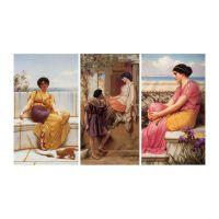 Джон уильям годвард, Картины эпохи ренессанса, Иллюстрации