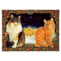 Реалистичные кошки Лесли Энн Ивори