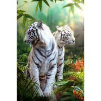 Два белых тигра 1