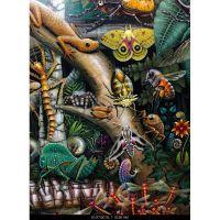 Калифорнийские чудовища художника Роберта Стивена Коннетта