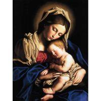 Мадонна и младенец