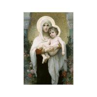 Мадонна с младенцем. Адольф Вильям Бугро