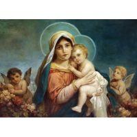 Дева Мария . Хайнц  Зацка