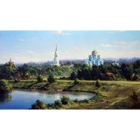 Задонский монастырь. Юшкевич Виктор