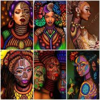 Картины в африканском стиле