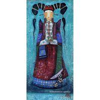 Монгольская куколка
