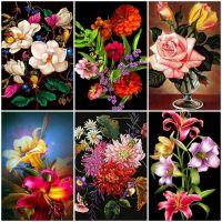Цветы в ассотрименте