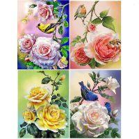 Очаровательные розы. Композиции