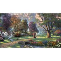 Красивый парк .Томас Кинкейд