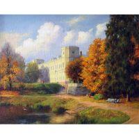 Гатчинский дворец , Екатерина Калиновская