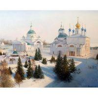 Спасо-Яковлевский монастырь. Ростов Великий