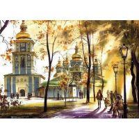 Прогулка в храм. Сергея Брандт