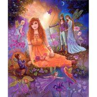 Фея в сказочном мире
