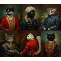 Благородные коты
