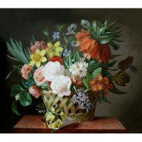 Цветочная композиция. Неизвестный художник