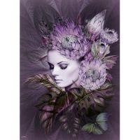 Женский образ в цветах