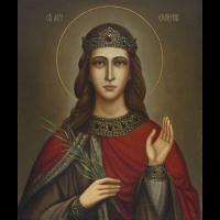 Святая мученица Екатерина