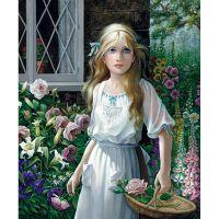 Портрет девочки. Pati Bannister