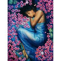 Цветочное одеяло