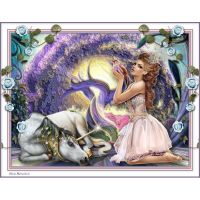 Единорог и принцесса 2