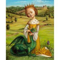 Принцесса приручившая дракона